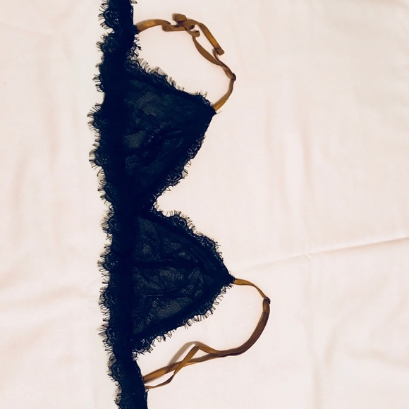 49e103f6d96e4 Free People Other - Free People Bedroom Eyes Bralette
